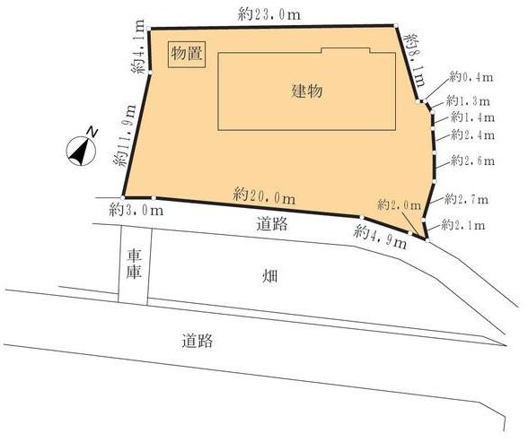 中古戸建 町田市相原町1605番2 JR横浜線相原駅駅 1580万円