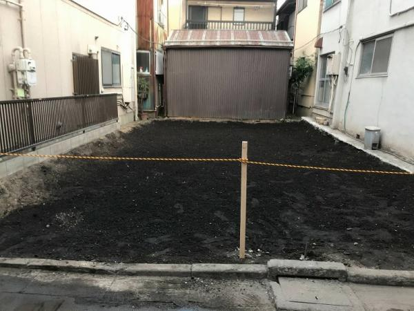 土地 江東区大島3丁目18-6 JR中央・総武線亀戸駅駅 4780万円