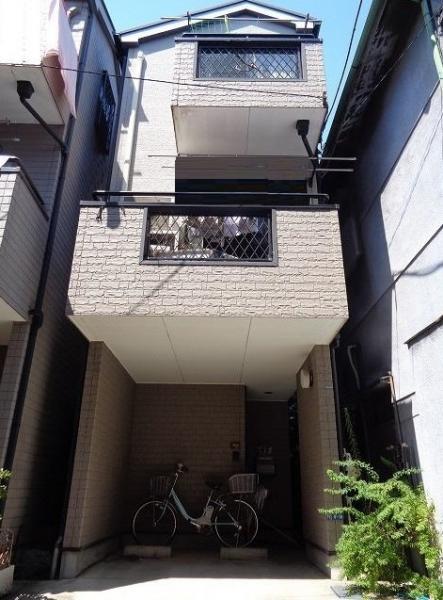 中古戸建 品川区西品川1丁目9-16 JR山手線大崎駅 4980万円