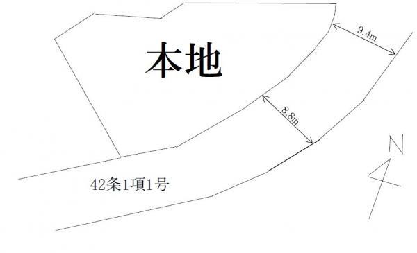 土地 東松山市大字野田1112-1 東武東上線東松山駅駅 1700万円