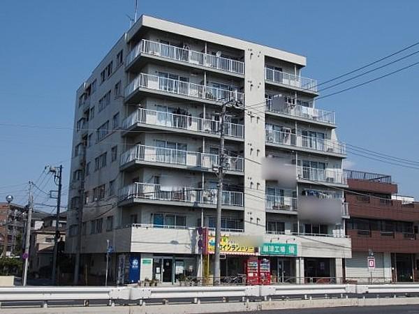 中古マンション 江戸川区松島1丁目20-1 JR総武本線新小岩駅駅 1980万円