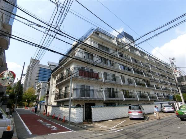 中古マンション 渋谷区南平台町12-17 JR山手線渋谷駅 3880万円