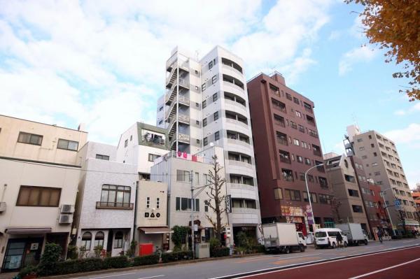 中古マンション 台東区入谷2丁目3-2 日比谷線入谷駅 3180万円