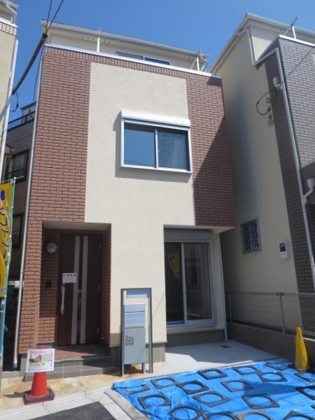 新築戸建 荒川区西日暮里6丁目18-13 JR山手線西日暮里駅 5380万円