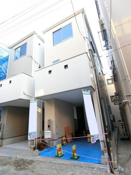 新築戸建 江東区亀戸3丁目50-7 JR中央・総武線亀戸駅 5290万円