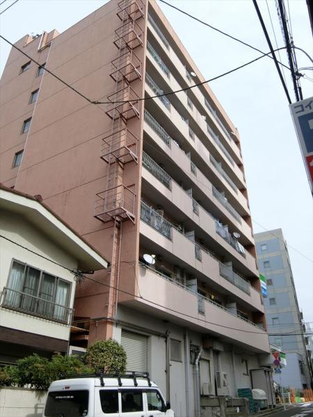 中古マンション 新宿区弁天町21-7 東西線神楽坂駅 1800万円