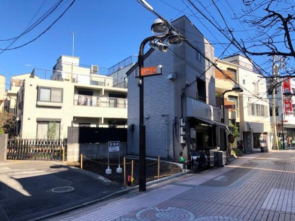 土地 豊島区駒込6丁目33-2 JR山手線駒込駅 2300万円