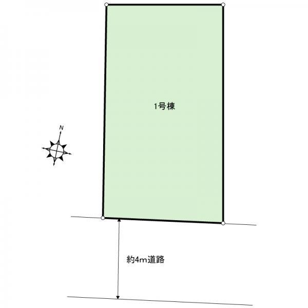 新築戸建 江東区北砂6丁目27-4 都営新宿線大島駅 4790万円