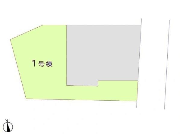 新築戸建 中野区上鷺宮5丁目18-3 西武新宿線下井草駅 4990万円