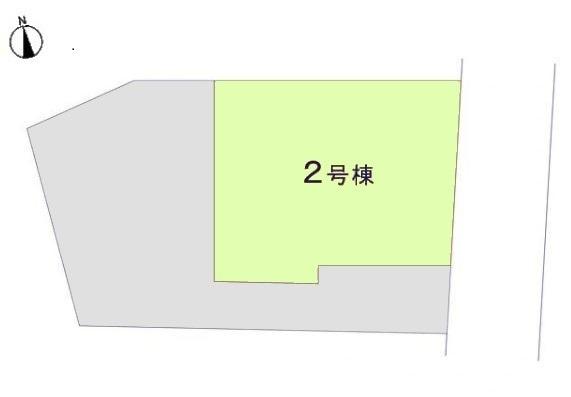 新築戸建 中野区上鷺宮5丁目18-3 西武新宿線下井草駅 5390万円