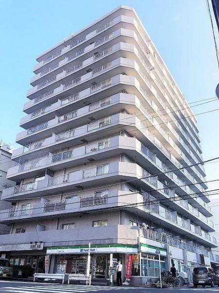 中古マンション 墨田区江東橋2丁目3-4 JR総武本線錦糸町駅 2490万円