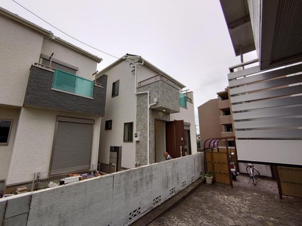 新築戸建 練馬区錦1丁目 東武東上線上板橋駅 5180万円