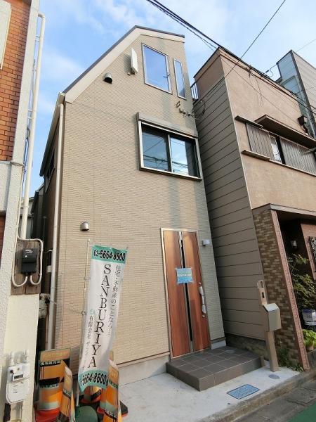 新築戸建 江戸川区平井5丁目 JR中央・総武線平井駅 3780万円