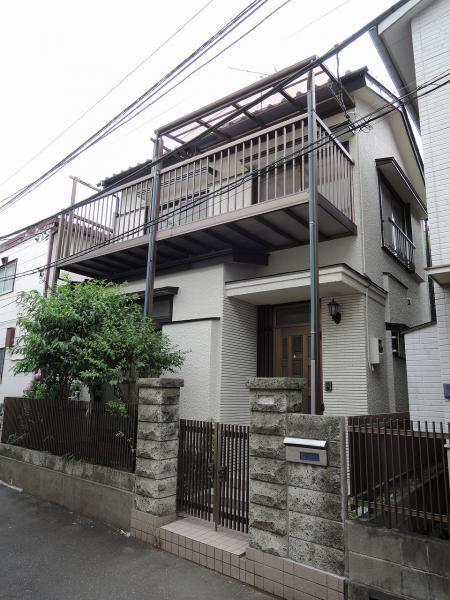 中古戸建 北区西ケ原1丁目 JR山手線駒込駅 2780万円
