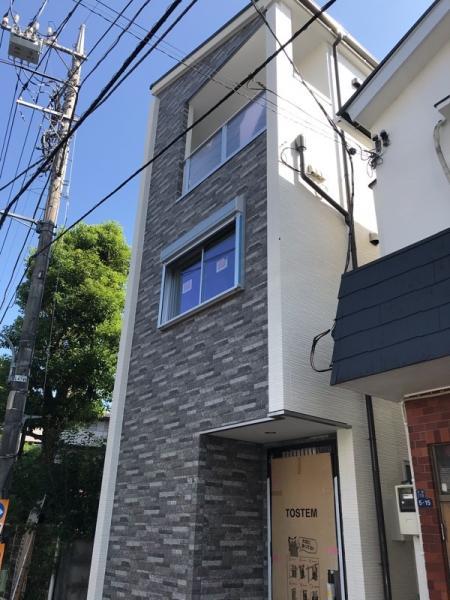 新築戸建 北区浮間2丁目 JR埼京線浮間舟渡駅 3480万円