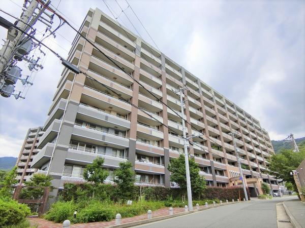 中古マンション 神戸市灘区桜ケ丘町 阪急神戸線六甲駅 3180万円