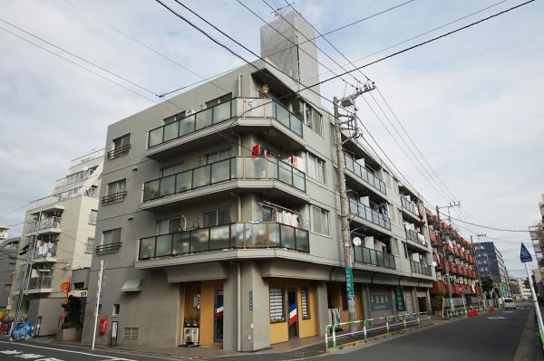 中古マンション 北区神谷2丁目 JR京浜東北線赤羽駅 2650万円