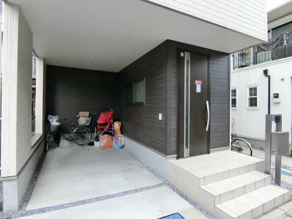 中古戸建 豊島区池袋3丁目 JR山手線池袋駅 8800万円