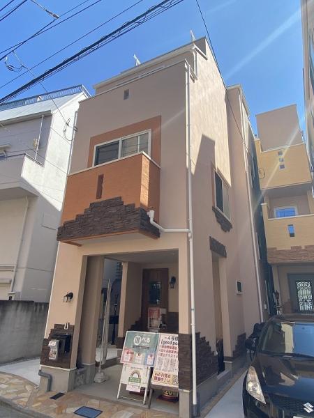 新築戸建 荒川区東尾久1丁目 JR山手線西日暮里駅 5280万円