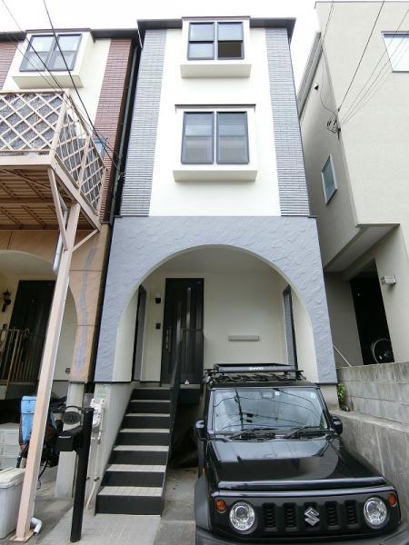 中古戸建 豊島区駒込6丁目 JR山手線駒込駅 5480万円