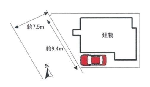 中古戸建 江戸川区東葛西1丁目 東西線葛西駅 3980万円