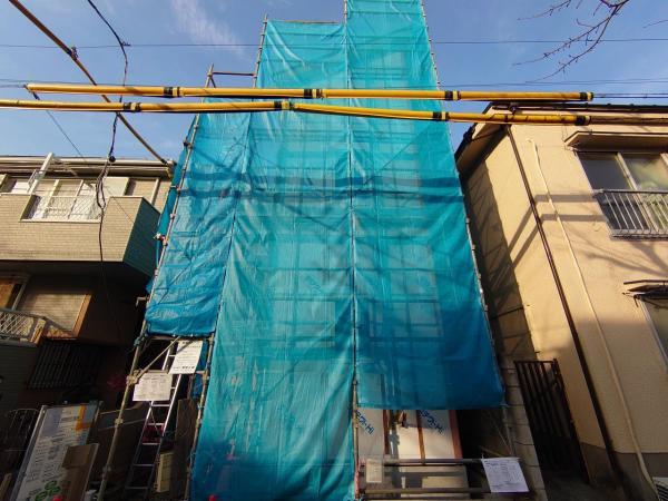 新築戸建 板橋区徳丸6丁目 東武東上線東武練馬駅 5380万円