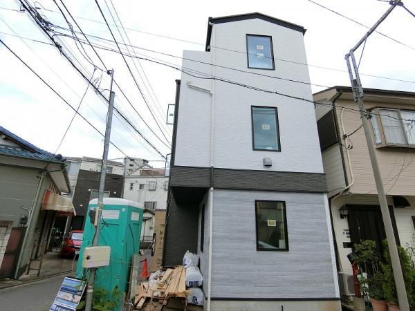 新築戸建 北区神谷3丁目 JR京浜東北線東十条駅 4880万円