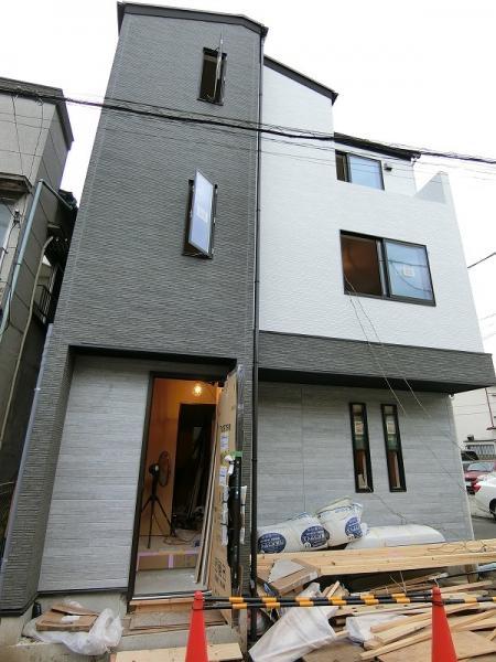 新築戸建 北区神谷3丁目 JR京浜東北線東十条駅 4580万円