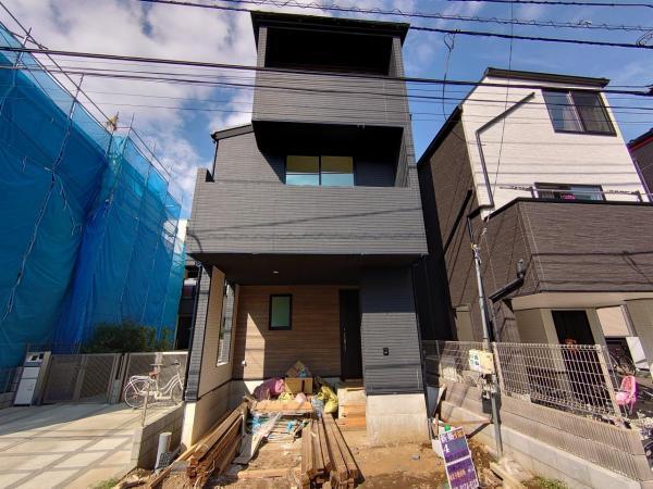 新築戸建 練馬区羽沢3丁目 有楽町線氷川台駅 6598万円