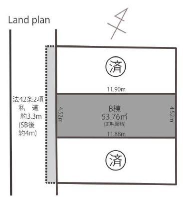 新築戸建 品川区荏原6丁目 東急目黒線西小山駅 7780万円