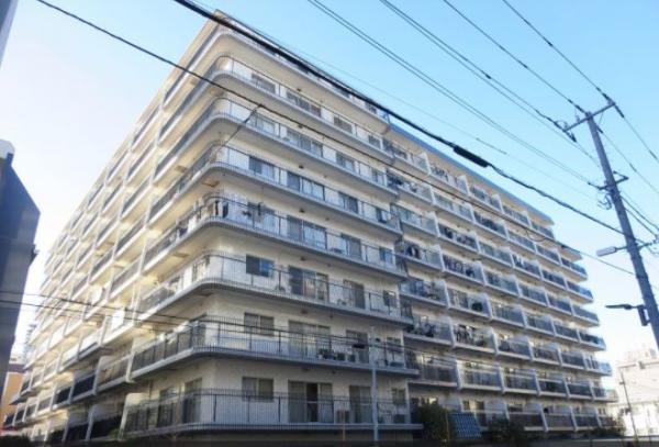 中古マンション 墨田区亀沢2丁目 都営大江戸線両国駅 3680万円