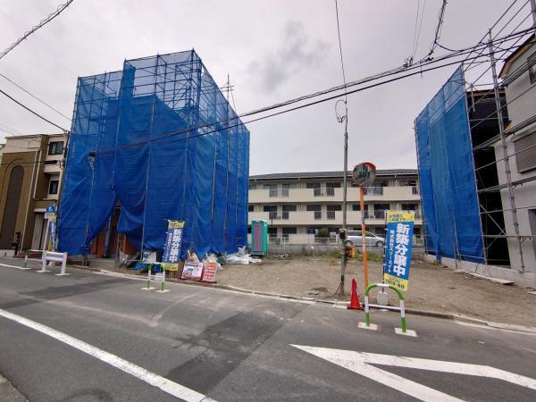 新築戸建 北区豊島3丁目 JR京浜東北線王子駅 5480万円
