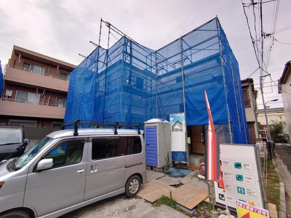 新築戸建 北区上中里2丁目 JR京浜東北線上中里駅 6380万円