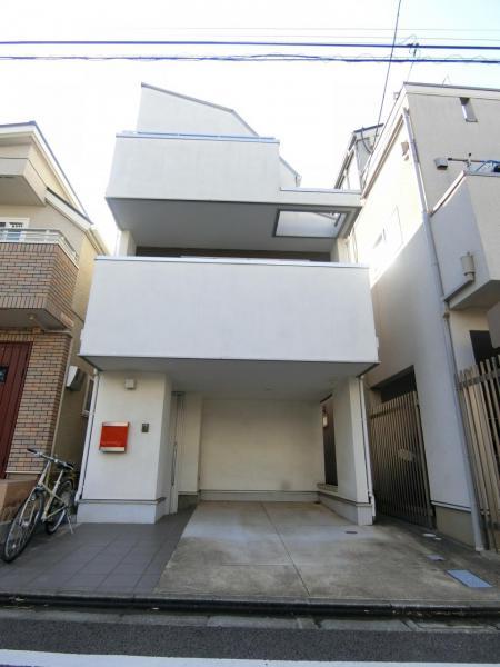 中古戸建 目黒区目黒4丁目 JR山手線目黒駅 8200万円