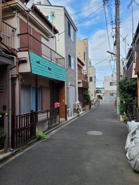 土地 荒川区町屋7丁目 千代田線町屋駅 1650万円