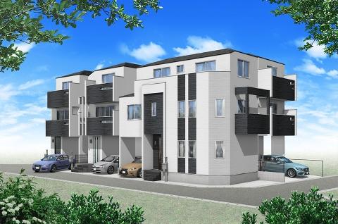 新築戸建 さいたま市緑区原山4丁目 JR京浜東北線浦和駅 3380万円