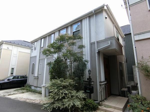 中古戸建 目黒区三田1丁目 JR山手線目黒駅 1億2490万円