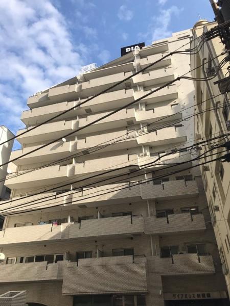 中古マンション 板橋区板橋1丁目 都営三田線新板橋駅 2790万円