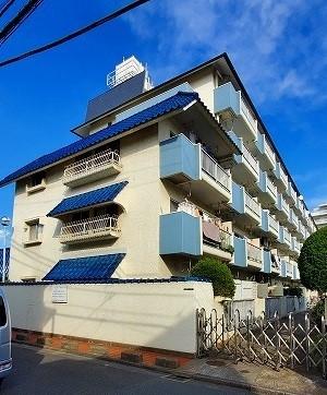 中古マンション 足立区六木1丁目 千代田常磐線亀有駅 1548万円