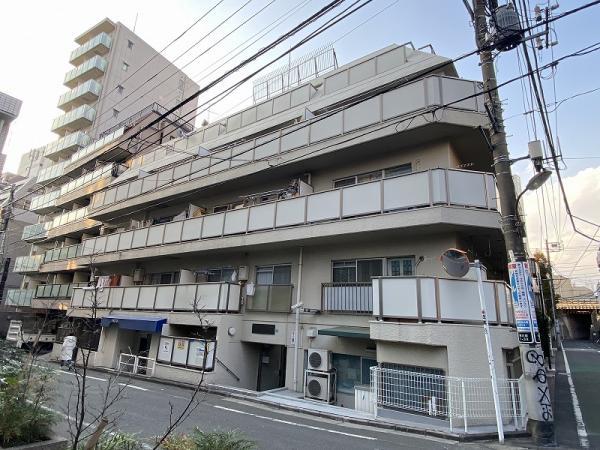 中古マンション 豊島区南大塚1丁目 JR山手線大塚駅 1380万円