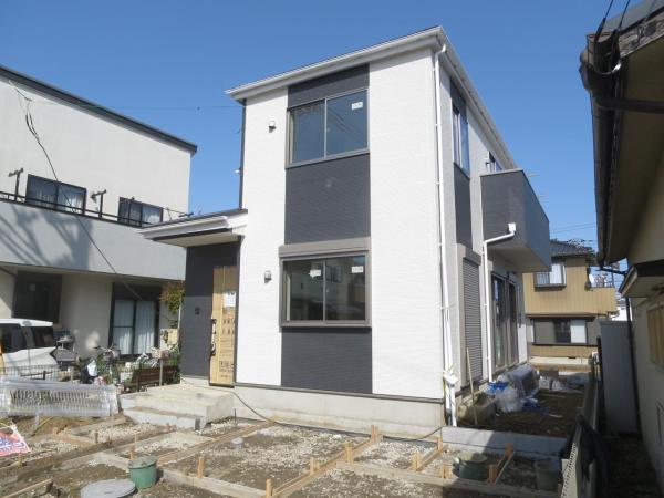 新築戸建 松戸市古ケ崎 千代田常磐線松戸駅 3390万円