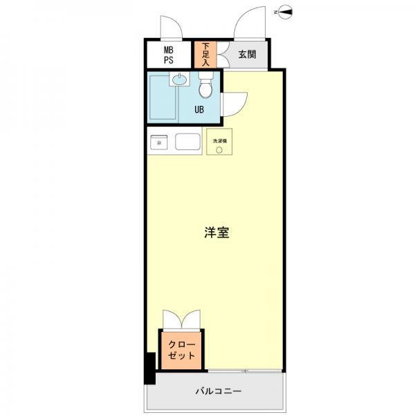 中古マンション 台東区千束2丁目 日比谷線入谷駅 1390万円