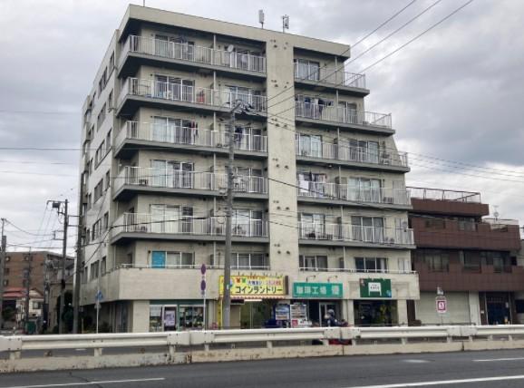 中古マンション 江戸川区松島1丁目 JR中央・総武線新小岩駅 1798万円