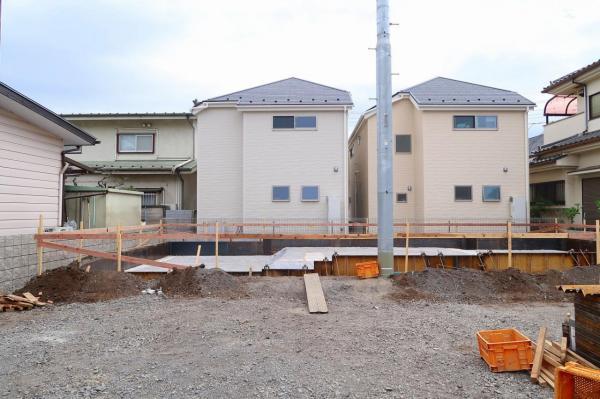 新築戸建 日野市旭が丘5丁目 JR中央線豊田駅 3780万円