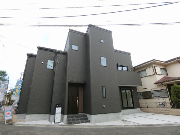 新築戸建 立川市富士見町7丁目 JR中央線立川駅 4430万円