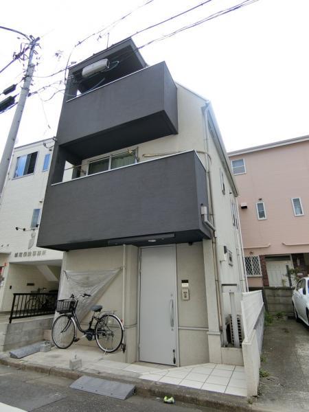 中古戸建 大田区新蒲田3丁目 JR京浜東北線蒲田駅 4680万円