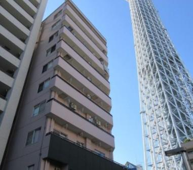 中古マンション 墨田区業平1丁目 京成押上線押上駅 2799万円