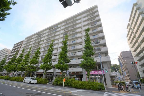 中古マンション 横浜市磯子区森1丁目 JR根岸線磯子駅 2490万円