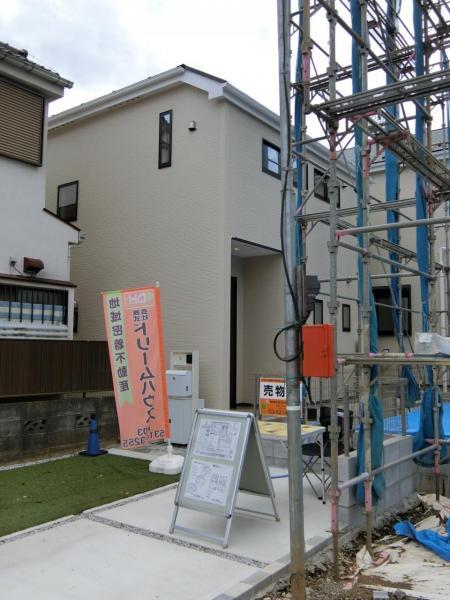 新築戸建 狛江市西野川4丁目 京王線柴崎駅 5980万円