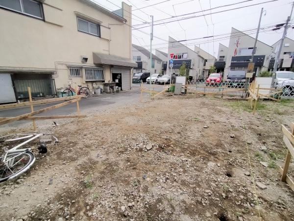新築戸建 杉並区桃井1丁目 西武新宿線井荻駅 6780万円
